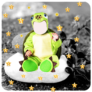 baby costume photo editor - baby costume app - náhled