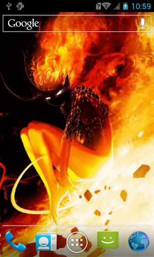 Fiery beast Live WP