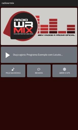 radiowrmix