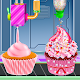Colorful Cupcake Maker Factory: Bakery Shop Games (game)