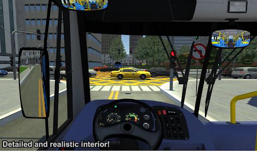 Proton Bus Simulator (BETA) - náhled
