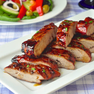 Low Fat Honey Garlic Boneless Ribs