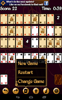 Screenshot of Solitaire Free Pack