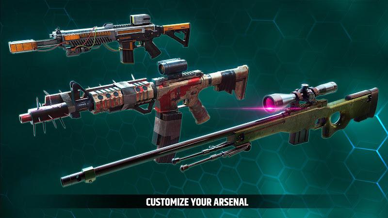 Cover Fire: offline shooting games Screenshot 16