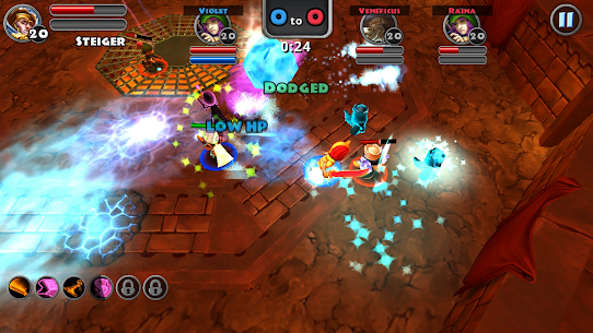 Dungeon Quest Mod Apk (Free Shopping) 13