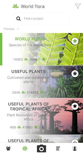 PlantNet Plant Identification 3.0.7 screenshots 3
