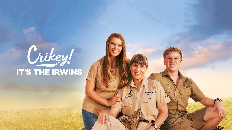 Crikey! It's the Irwins
