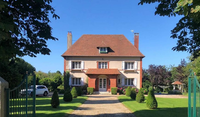 Maison avec jardin Thiberville