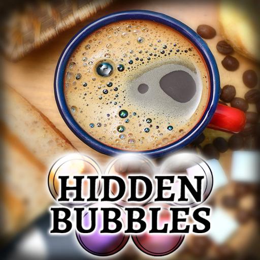 Hidden Bubbles: Coffee Shop 休閒 App LOGO-APP開箱王