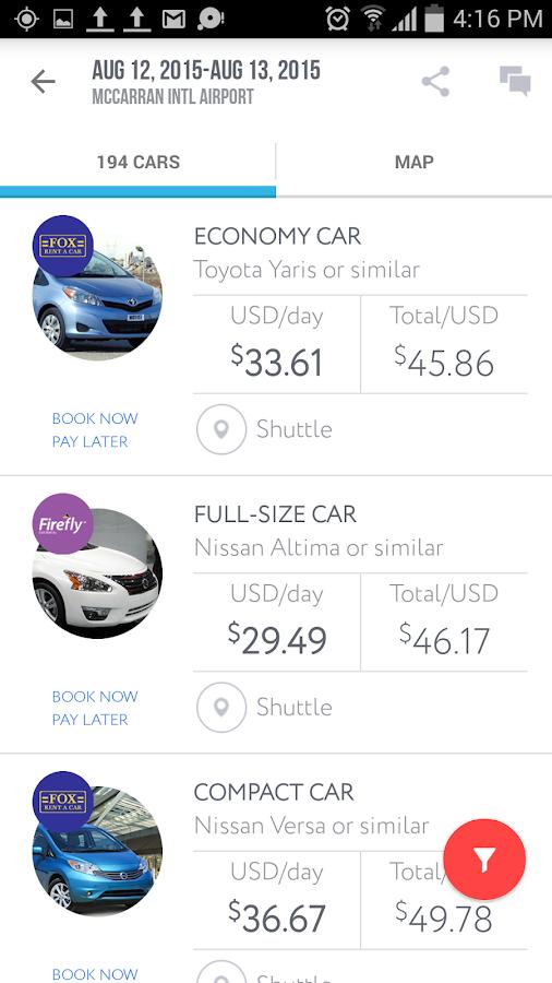 Enterprise Car Rental New Market