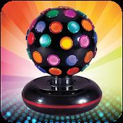 Colorfull Disco Light Flashlight