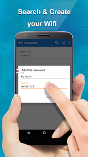 Wifi Password Show Pro - náhled