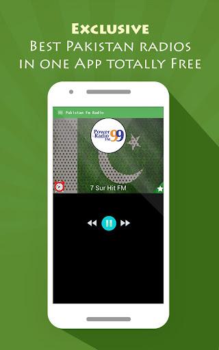 Pakistan Fm Radio 1.1 screenshots 2