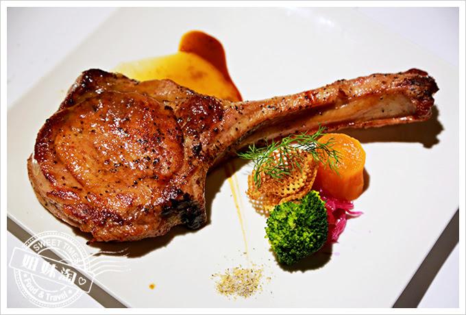 新國際西餐廳紐西蘭羊排