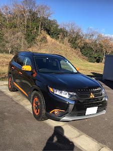 アウトランダー GF8W アクティブギア 4WD ガソリンのカスタム事例画像 ひろしさんの2018年12月14日10:16の投稿