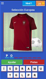 Adivina Camisetas del Mundial Rusia 2018 - náhled