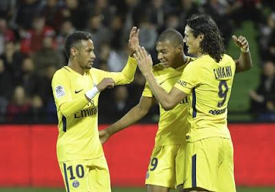 Mbappé n'en fait pas un mystère : il veut imiter Neymar