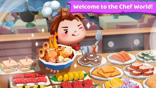 Super City: Chef World  screenshots 11