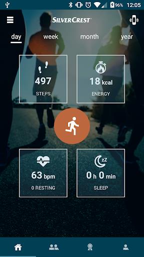 Silvercrest Fitness 1.1.8 screenshots 2