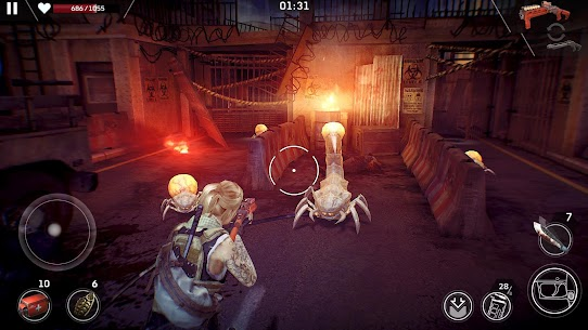 Left to Survive: Zombie Survival PvP Shooter mod apk 4