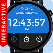 Active Watch Face