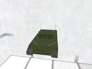 RF + rattes back gun t-34