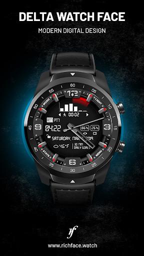 Delta Watch Face ss3