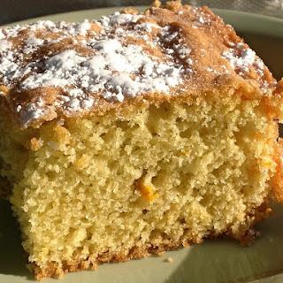 Orange Olive Oil Cake.