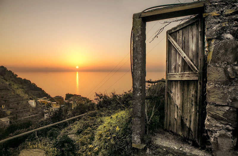 Sunset door di Elena Salvai
