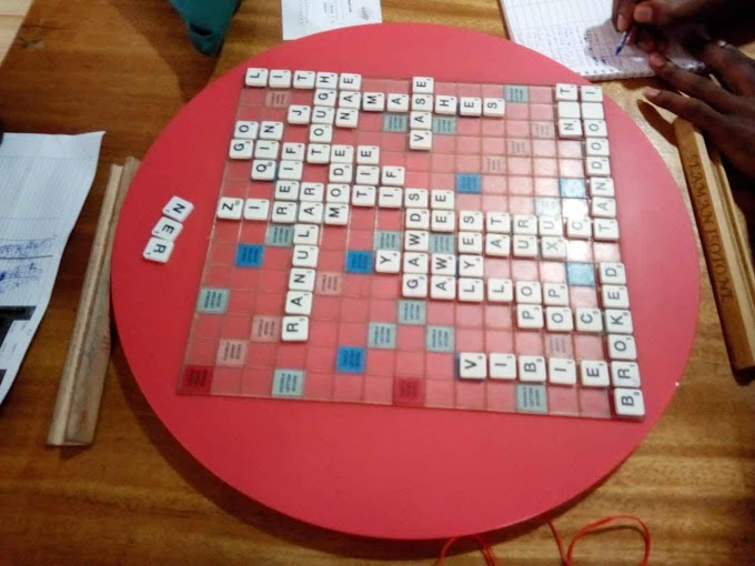 NSF: Team Rivers Clinch Scrabble Masters' Singles Gold