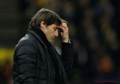 C'est réglé : Antonio Conte quitte Chelsea