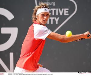 Alexander Zverev plaatst zich als eerste voor halve finales US Open