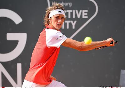 Tennissterren zeggen af voor het demonstratietoernooi in Berlijn