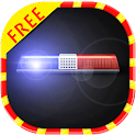 The Police Scanner apps free icon