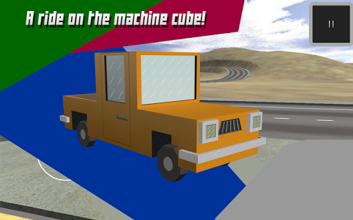 Cube Car Mineсraft