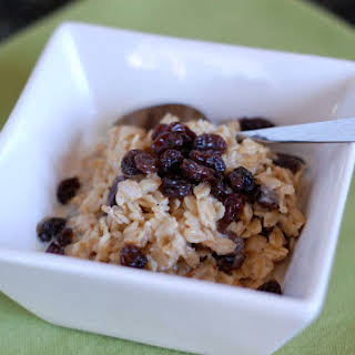 Cold Oatmeal Recipes.