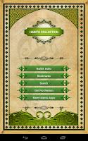 Screenshot of Hadith Collection Free (Islam)