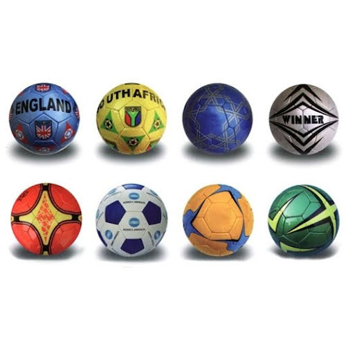 Customised Match Quality Footballs