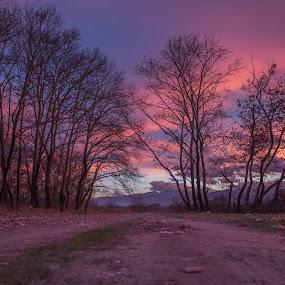 skyporn by Baggelis Karaliolios Zerofive - Landscapes Sunsets & Sunrises