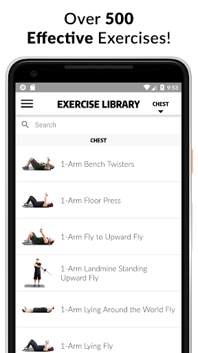 Exerprise - Workout Generator 3.0 screenshots 2