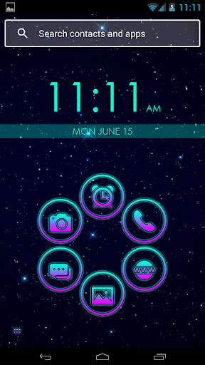 Smart Launcher Neon HD