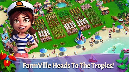 FarmVille 2 Tropic Escape Mod Apk [Unlimited Money + Menu Mod] 1