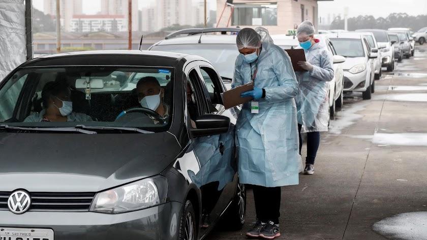 La pandemia de coronavirus marca nuevo récord y España ya es el país europeo con más positivos acumulados.