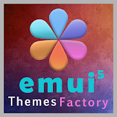 Theme Colorful Deluxe for Huawei EMUI 5/5.1
