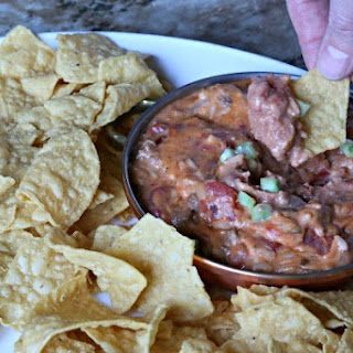 Slow Cooker Mexican Taco Dip.