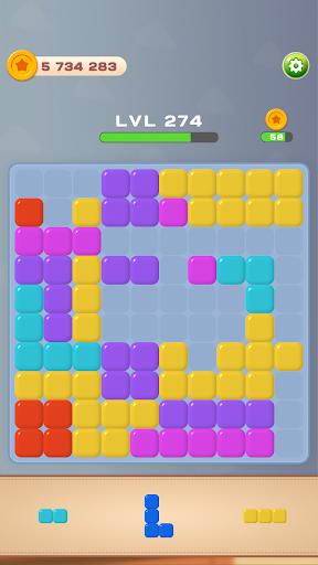 Glossy Blocks Grand Edition screenshot 1