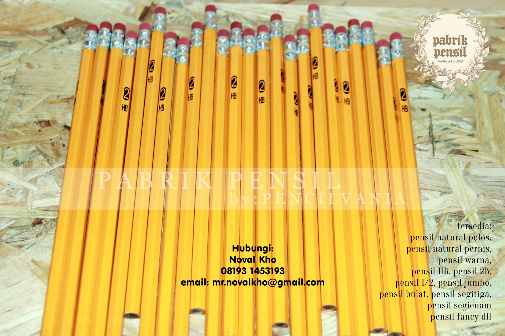 Album Google Pinsil Kayu Photo Pabrik Pensil Bandung Distributor Murah Supplier