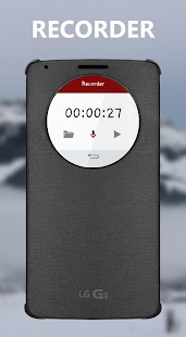 Recorder (Quick Circle)- screenshot thumbnail