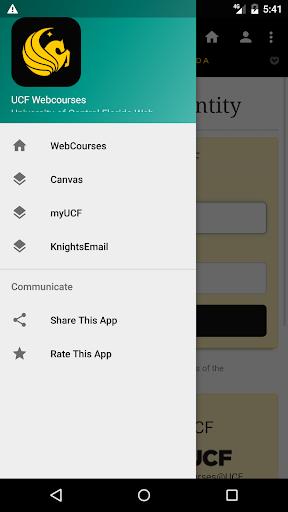 UCF WebCourses + Canvas APK download | APKPure co