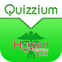 Quizzium - Human Anatomy Quiz icon
